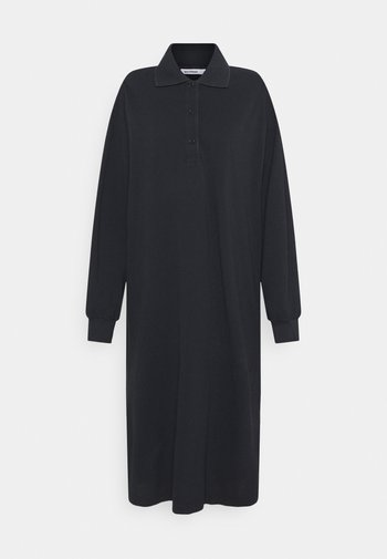 MARGO RUGGER DRESS - Day dress - black