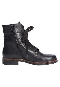 Gabor - Ankle boots - schwarzcognac (27) - 6