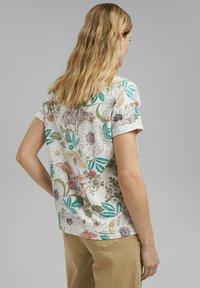 Esprit - Print T-shirt - turquoise colorway - 2