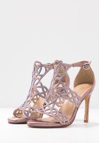 Alma en Pena - High heeled sandals - purple - 3