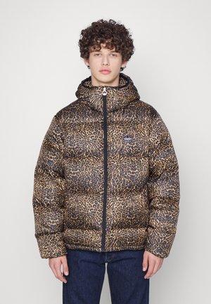 DOWN PUFFR - Gewatteerde jas - multicolor