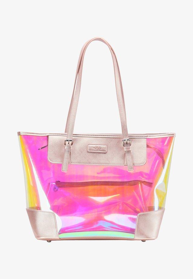 Shopper - pink holo