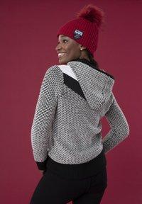 Krimson Klover - Sweater met rits - snow - 1