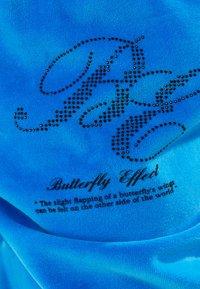 Bershka - Pantaloni sportivi - blue - 5