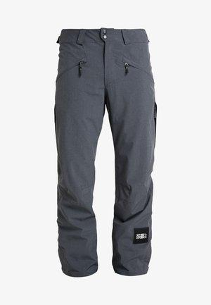 QUARTZITE PANTS - Snow pants - asphalt
