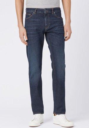 MAINE Straight Leg - Jeans a sigaretta - blue