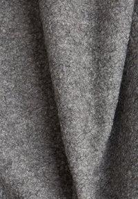 Esprit - MIT KAPUZE - Classic coat - gunmetal - 6