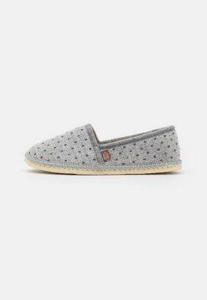 PANTOUFLE CLASSIC COUER - Slippers - gris