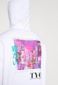 YOURTURN - UNISEX - Sweatshirt - white - 6