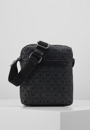 MONO MINI REPORTER - Across body bag - black