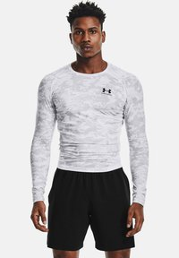 Under Armour - Long sleeved top - white - 0