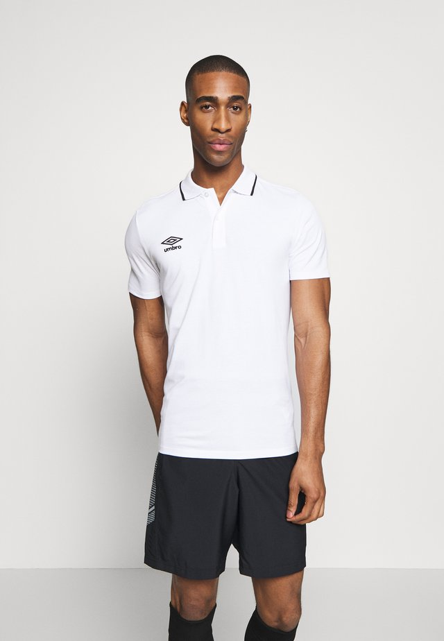 Poloshirt - brilliant white