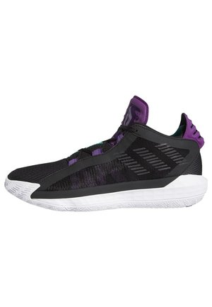 DAME 6 SHOES - Basketballschuh - black