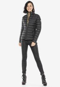 Cipo & Baxx - Winter jacket - black - 1