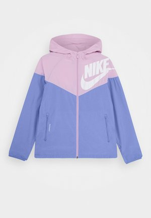 WINDRUNNER - Trainingsjacke - arctic pink/royal pulse/white