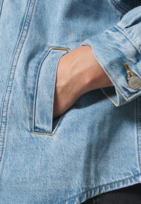 Levi's® Plus - PL SHACKET - Giacca di jeans - pull up - 6