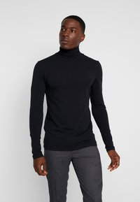 Pier One - Longsleeve - black - 0