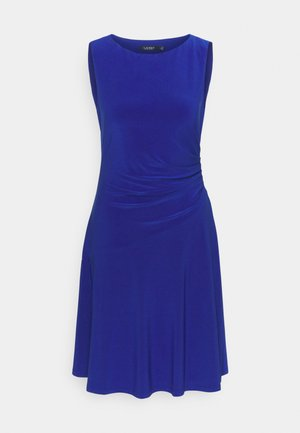MID WEIGHT DRESS - Jersey dress - sporting royal