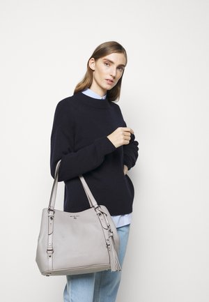 CARRIELG TOTE - Torebka - pearl grey