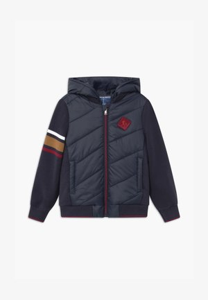 HYBRID - Winter jacket - navy