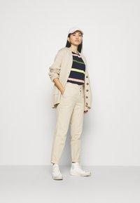 Esprit - Trousers - beige - 1