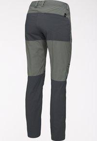 Haglöfs - Outdoor trousers - lite beluga/magnetite - 7