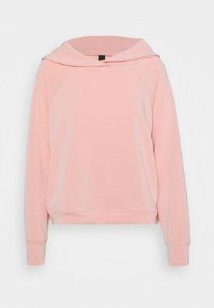 YASCOMO  - Hoodie - silver pink