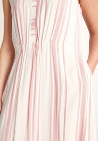 comma casual identity - GESTREIFTES - Day dress - white printed stripes - 4