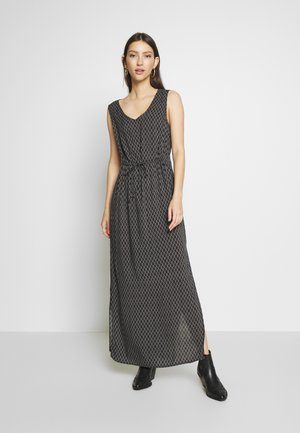 VMSIMPLY EASY TANK DRESS - Maxi šaty - black
