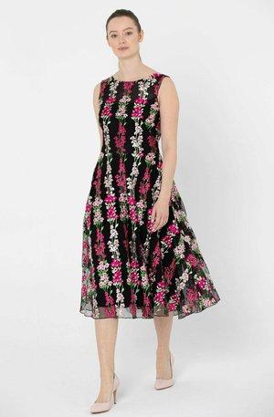 Sukienka koktajlowa - czarny