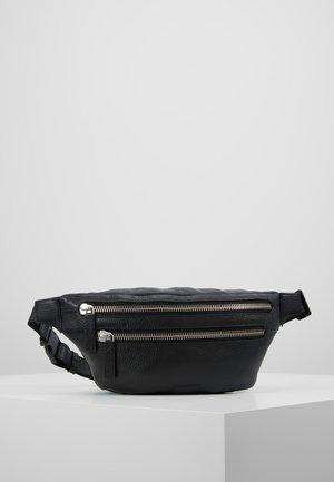 RIOT BUMBAG - Bum bag - black