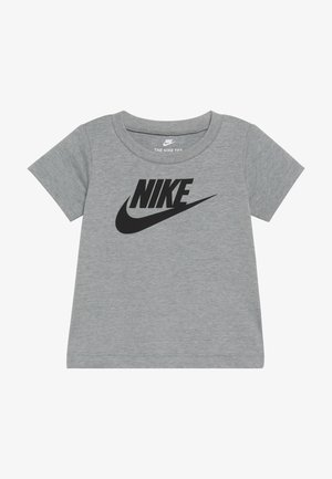 FUTURA TEE BABY - T-shirt con stampa - dark grey heather