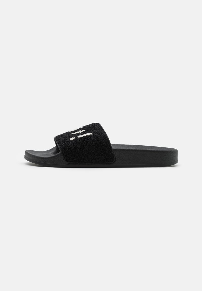 Marni - Pantofle - black/lilywhite