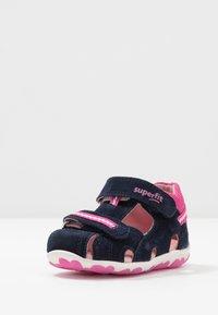Superfit - FANNI - Baby shoes - blau - 2
