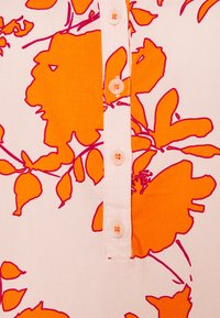 Emily van den Bergh - Day dress - orange/rose - 2