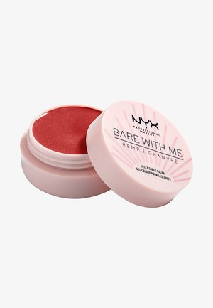 BARE WITH ME HEMP JELLY CHEEK COLOR BLUSH - Blush - rum punch