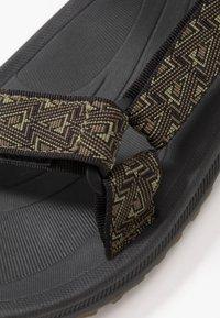 Teva - WINSTED MENS - Chodecké sandály - bamboo/dark olive - 5