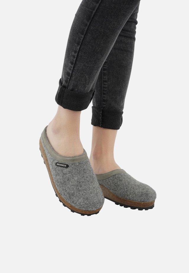 CHAMERAU - Pantoffels - gray