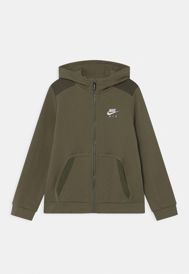 Nike Sportswear - Vetoketjullinen college - medium olive/khaki/white