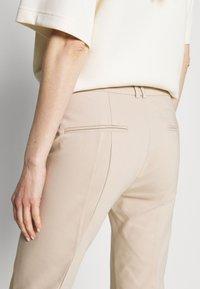InWear - ZELLA KICKFLARE PANT - Trousers - sandstone - 3
