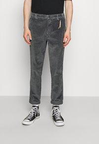 Jack & Jones - JJIACE - Trousers - asphalt - 0