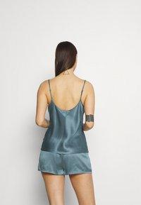 La Perla - SHORT PAJAMAS - Pyjama set - light blue - 2
