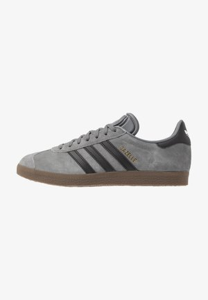 GAZELLE - Sneakers basse - grey four/core black