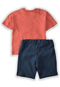 Cigit - SET - Shorts - red - 1