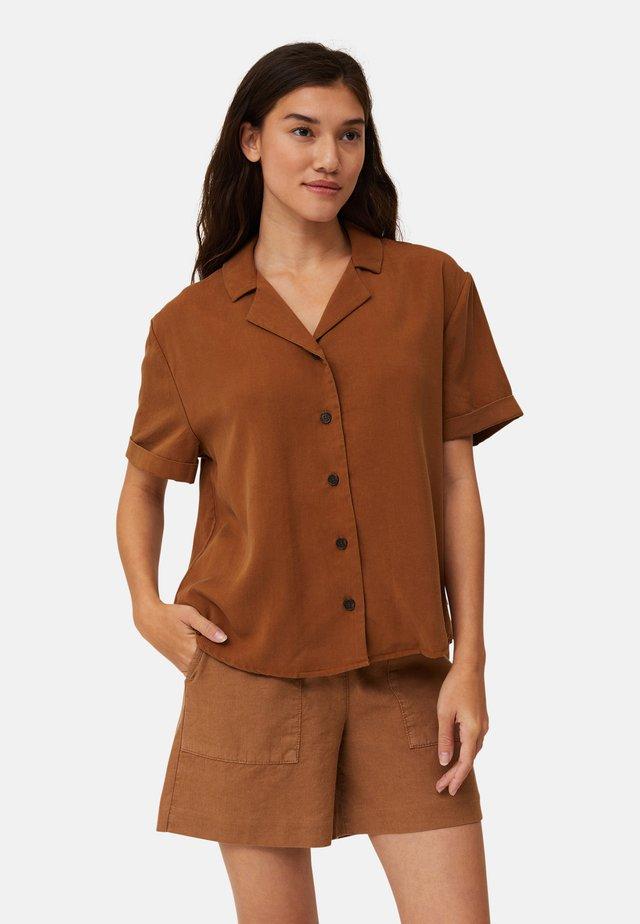 Skjorte - brown