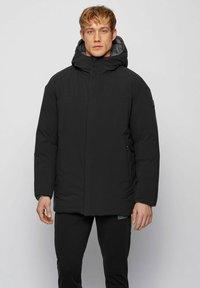 BOSS - Gewatteerde jas - black - 0