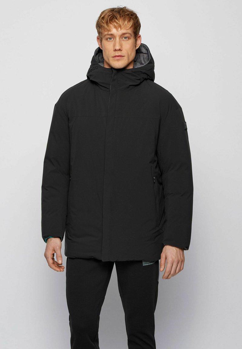 BOSS - Gewatteerde jas - black