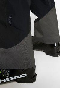 Norrøna - LOFOTEN GORE-TEX INSULATED PANTS - Spodnie narciarskie - caviar - 4