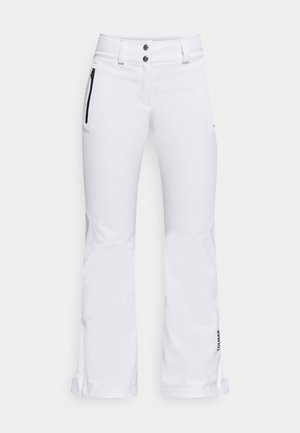 LADIES - Pantalon de ski - white