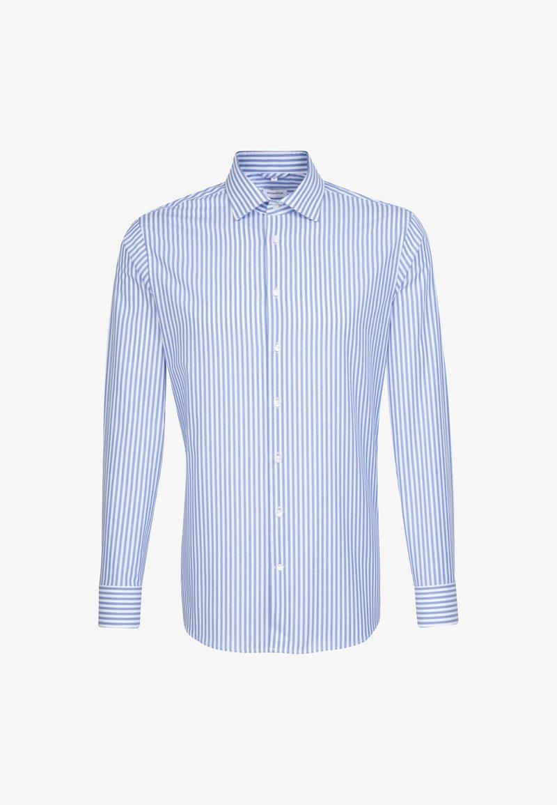 Seidensticker - SLIM FIT - Formal shirt - blau